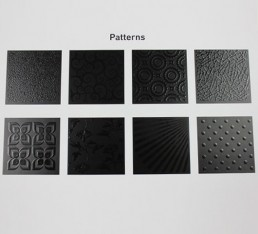 Scodix Tactile printing