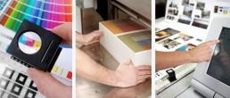 london Print management